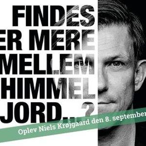 Aalborg Nyt foredrag med Niels Krjgaard