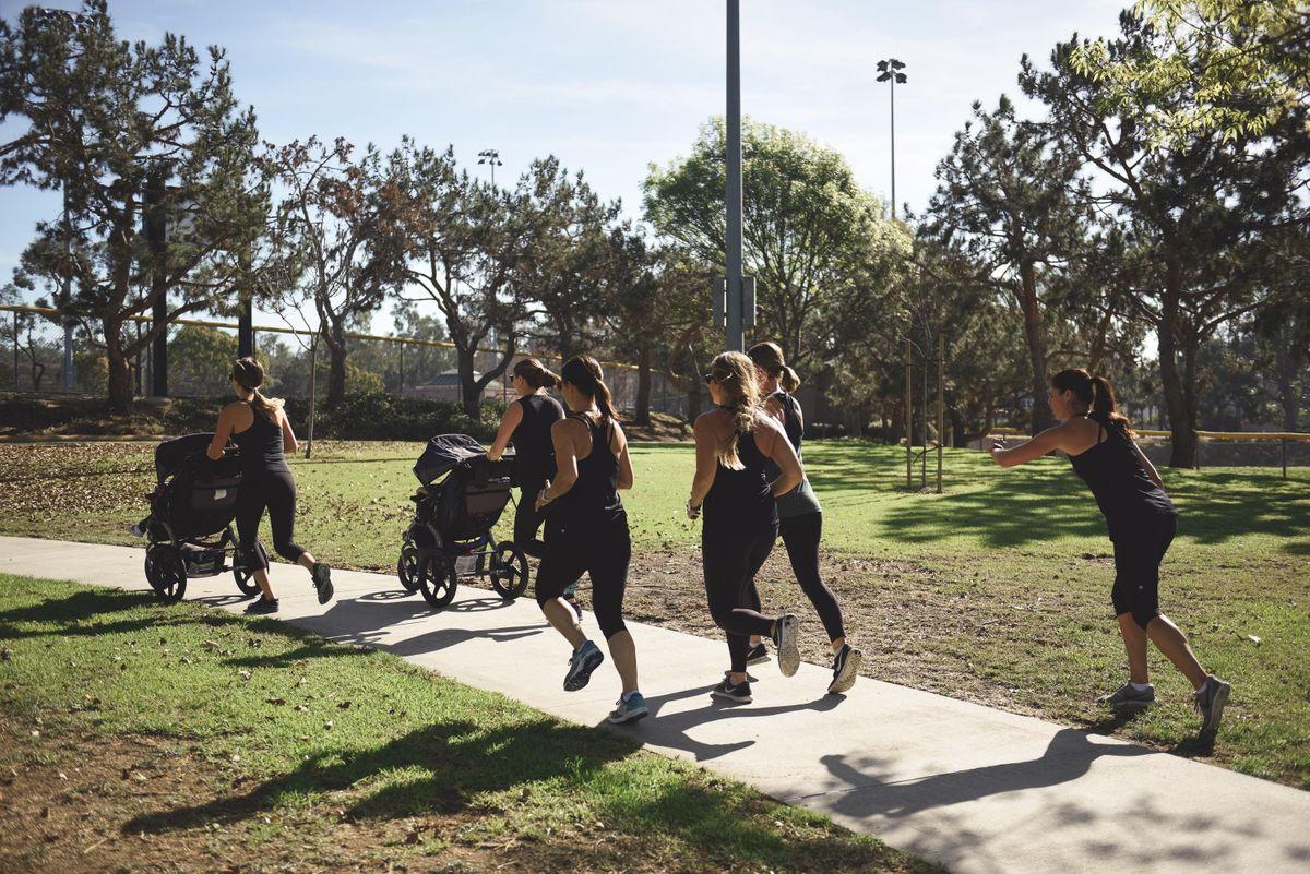 Half Marathon Training- Stroller Friendly