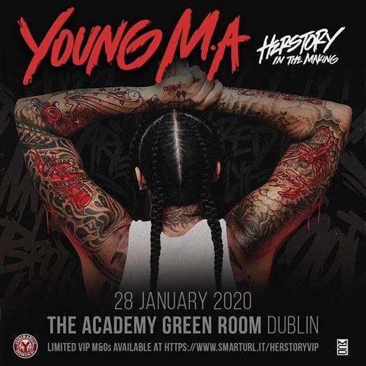 Young M.A.  The Academy Dublin